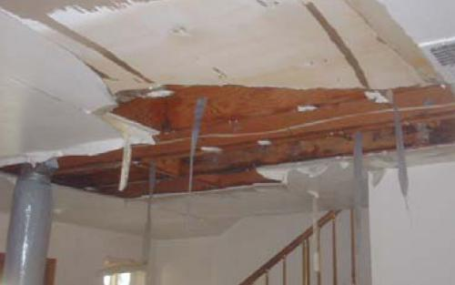 Roof Leaks Can Spell Disaster Napa Sonoma Solano